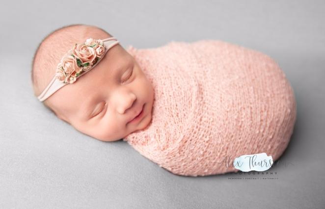 Zack and Kate - Minnie Newborn-1